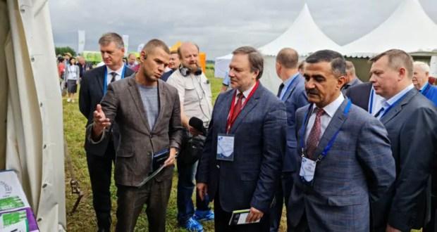 КФУ представил на форуме «Агрополигон 2021» бренд «Крымская оливка»