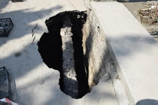 В Ялте обнародовали список дворовых территорий и улиц, пострадавших от потопа
