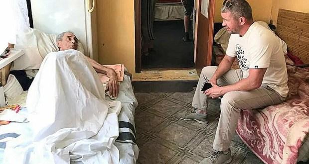 Жизненные истории севастопольского «Добровольца». Помощь людям нужна постоянно