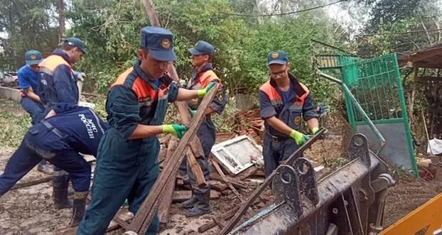 В Крыму завершаются работы по восстановлению жизнеобеспечения сёл и городов, пострадавших от непогоды