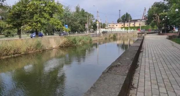 Керчь получит 31 миллион рублей на расчистку реки Мелек-Чесме