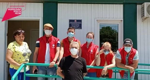 Крымские медики продолжают выезды в рамках акции «Добро в село»