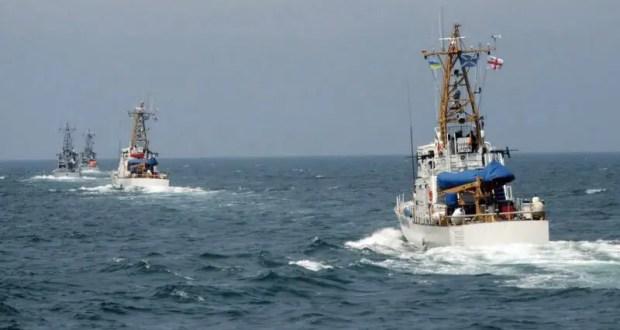 Учения Sea Breeze-2021 перешли в активную фазу. МИД РФ предупредил о последствиях провокаций в Черном море