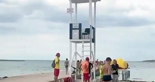 Следком проверяет сведения об инциденте с травмированным на севастопольском пляже Омега ребенком
