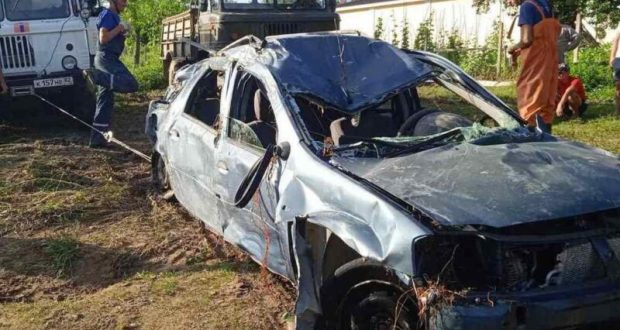 В Крыму начали принимать заявки на компенсацию ущерба за автомобили, пострадавшие от стихии