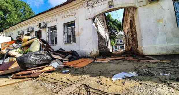 Сколько воды откачали из подтопленных домов в различных городах и районах Крыма