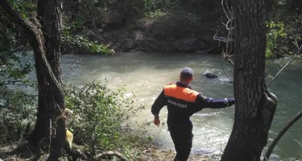 Через неделю река отдает машины. В Бахчисарайском районе найдены авто-утопленники