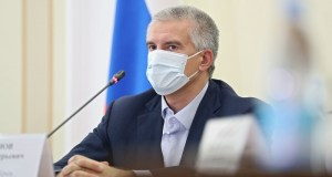Аксёнов: в Крыму - негативный сценарий распространения коронавируса