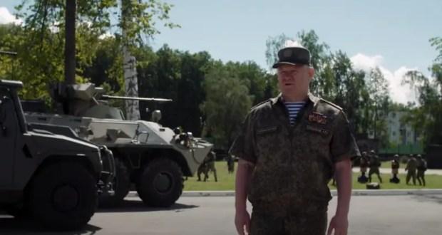 В Феодосии началось строительство военного городка для нового десантно-штурмового полка ВДВ