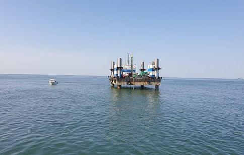 Росгеология подтверждает наличие запасов подземных вод под дном Азовского моря