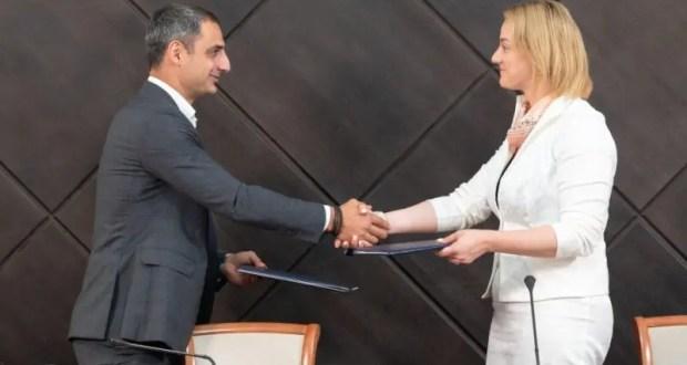 Правительство Севастополя и Федеральная Корпорация заключили соглашение о развитии предпринимательства