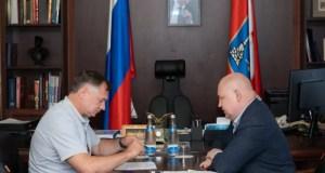В Севастополь нагрянул заместитель председателя Правительства Российской Федерации Марат Хуснуллин