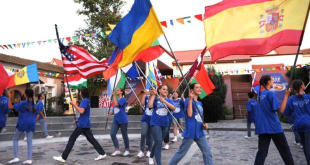 В Евпатории - XXV Международный фестиваль «Земля. Театр. Дети»