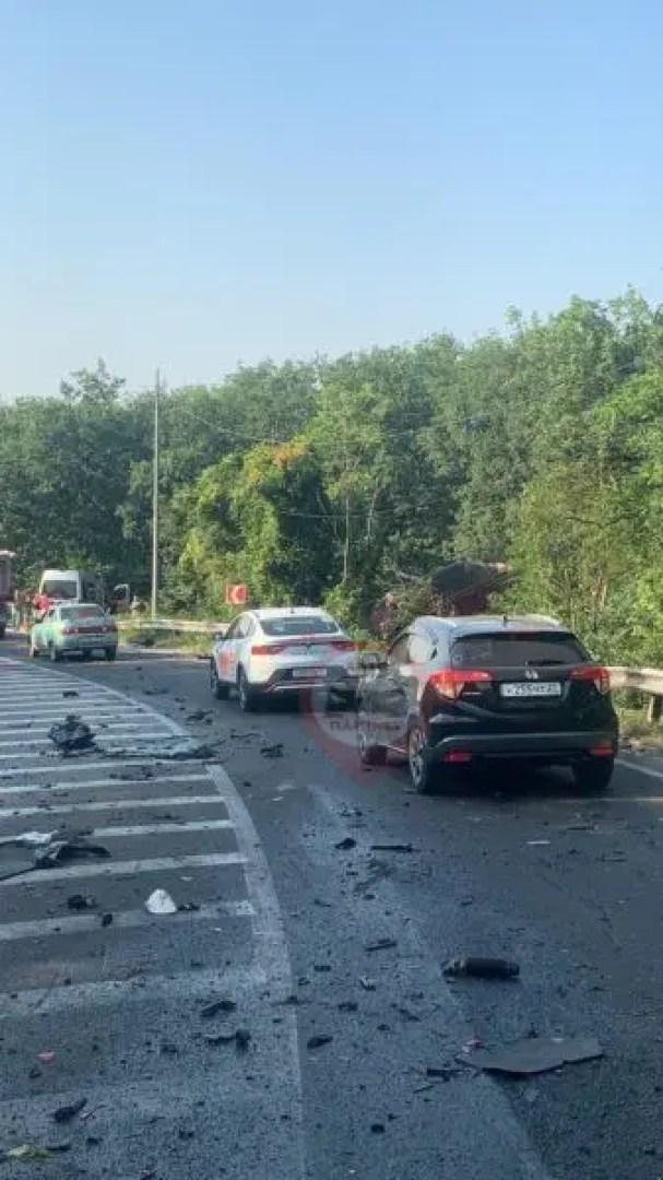Страшное ДТП на трассе «Севастополь – Ялта» - погибло пять человек
