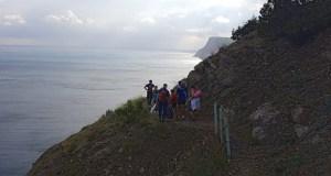 Дождь размыл горную тропу и отрезал группу отдыхающих с детьми от «внешнего мира». Случай в Севастополе