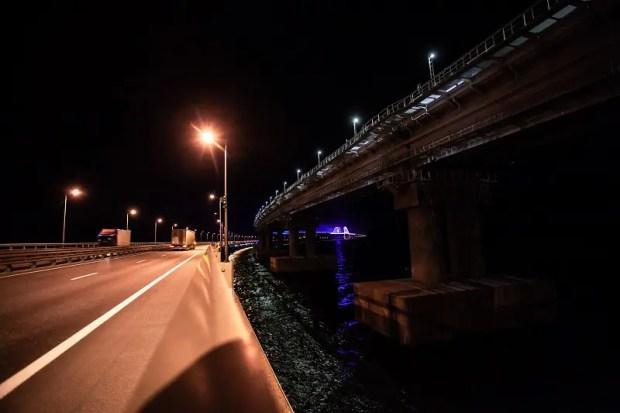 Более 15 миллионов автомобилей проехало по Крымскому мосту с момента открытия