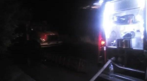 Ночной пожар в Кировском районе и еще 6 пожаров минувших суток в Крыму