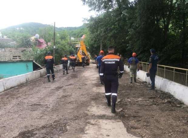В Крыму завершаются работы по восстановлению жизнеобеспечения городов и сёл, пострадавших от непогоды
