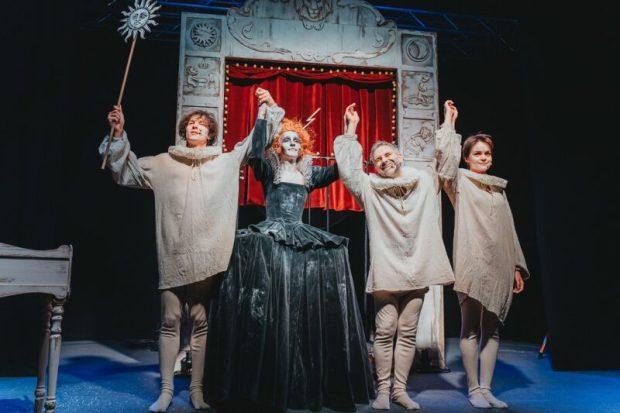 Более 500 часов репетиций: как на «Тавриде» покоряют театральные подмостки