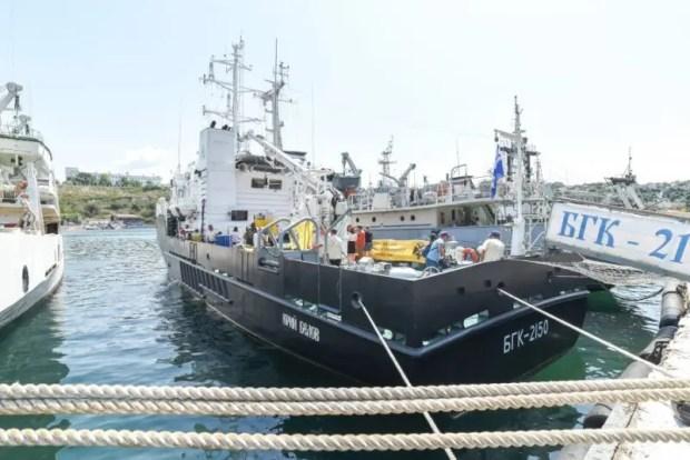 Крымская поисковая морская экспедиция получит дополнительное оборудование