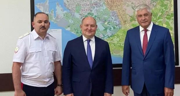 Штат УМВД по городу Севастополю увеличат