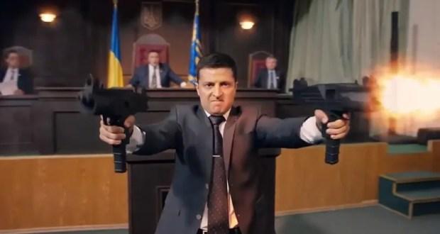 Зеленского понесло: и «Крым был в аренде» и его предшественники во всем виноваты
