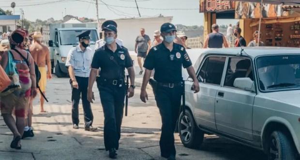 Севастопольские полицейские проводят комплекс оперативно-профилактических мероприятий «Пляж»