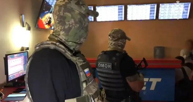 Совместная операция Следкома и ФСБ: в Симферополе раскрыта сеть подпольных игровых залов