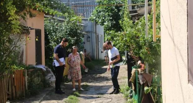 В Керчи началась работа комиссий по оценке ущерба, нанесенного стихией