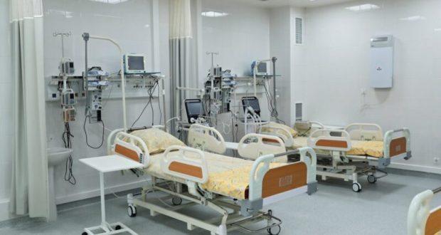 Сколько коек для лечения пациентов в «ковидных» госпиталях Крыма свободны