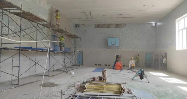 14 спортзалов и спортплощадок, 48 точек роста, новая школа на 700 мест. В Крыму реализуется нацпроект «Образование»