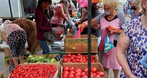 В Симферополе подвели итоги очередной сельхозярмарки
