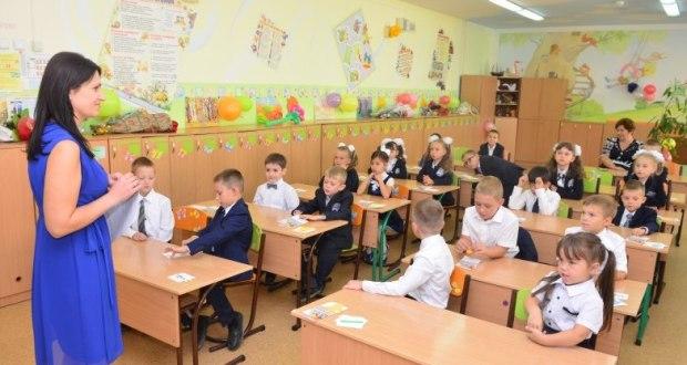 В новом учебном году в школы Крыма пойдут 24 700 первоклассников