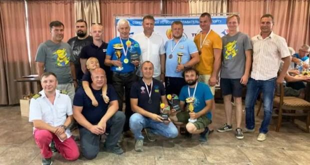В Крыму подвели итоги всероссийских соревнований воздухоплавателей «Белая Скала-2021» и Чемпионата РК