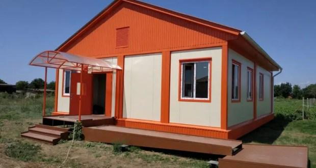 В Раздольненском районе Крыма строят 7 фельдшерско-акушерских пунктов и одну амбулаторию