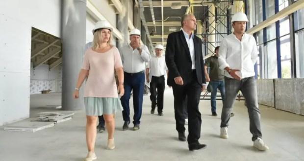 Когда строители сдадут Центр олимпийской подготовки по водным видам спорта в Симферополе
