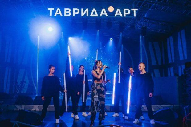На площадке арт-кластера «Таврида» в Крыму открылся  образовательный заезд «Улица как новая сцена»