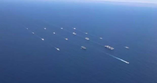 Китайское издание «Baijiahao»: Россия подготовила ловушку кораблям ВМС США в Черном море