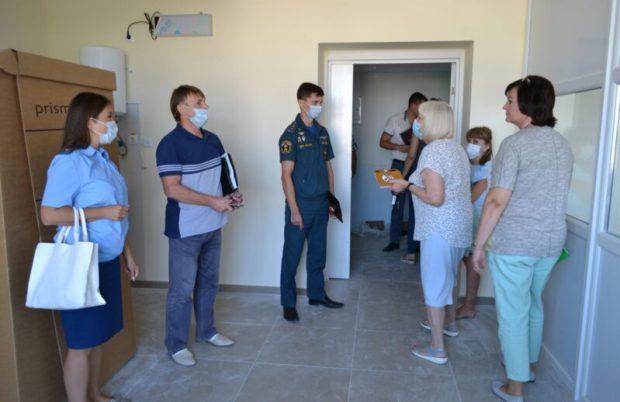 Прокуратура Севастополя проверяет соблюдение законодательства при осуществлении капремонта роддома №2