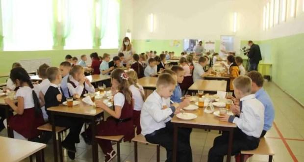 24 700 маленьких крымчан пойдут в первый класс и будут обеспечены бесплатным горячим питанием