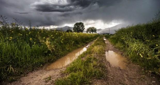 Погода в Крыму - снова обещают грозовые дожди
