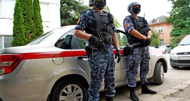 Росгвардейцы в Симферополе задержали нетрезвого мужчину - совершил ДТП