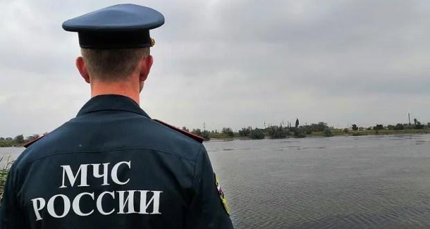 В Ленинском и Кировском районе Крыма подтоплено около сотни домов