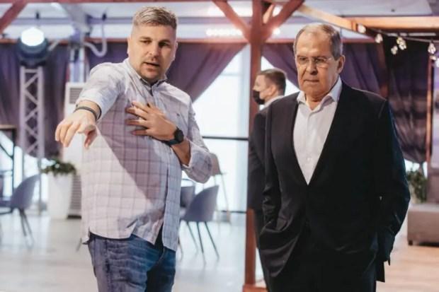 Сергей Лавров предлагает сделать арт-кластер «Таврида» международным