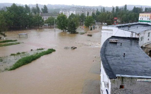 Администрация Керчи предупреждает об угрозе новых подтоплений