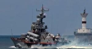 Корабли Черноморского флота вышли из пунктов базирования для участия в учениях