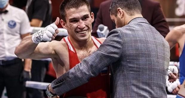 Ахтем Закиров из Сакского района – чемпион России по боксу