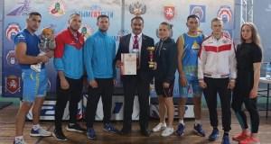 В Алуште на Кубке России по гиревому спорту установили новый рекорд страны