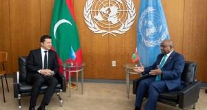 Зеленский в ООН призвал «бороться с Россией» и «возвращать Крым»