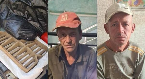 В Саках нашли похитителей решеток ливневой канализации
